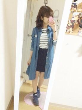 nana♡さんの(NIKE|ナイキ)を使ったコーディネート