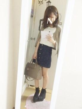 nana♡さんの(Khaju|カージュ)を使ったコーディネート