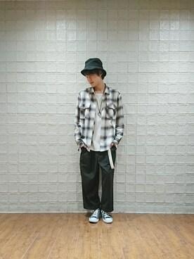 JUNRed 新宿ルミネエスト|Naoto Uedaさんの(JUNRed|ジュンレッド)を使ったコーディネート