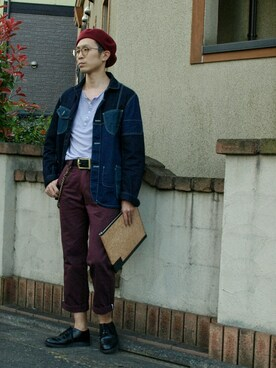 (Red Wing Shoes) using this 走一路 looks