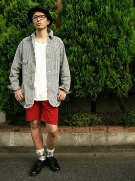「Red Wing 'Postman' Oxford (Online Only)(Red Wing Shoes)」 using this 走一路 looks