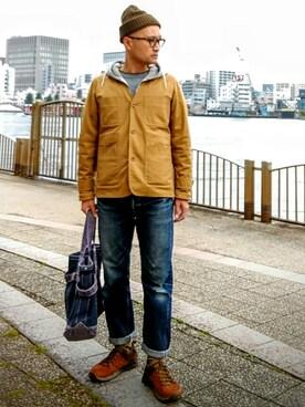 SHINJI  LOW さんの(TEMBEA|テンベア)を使ったコーディネート