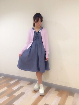 merry jenny 梅田エスト店|風間 南実さんの(merry jenny|メリージェニー)を使ったコーディネート