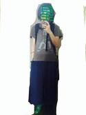 tk369さんの「Tシャツ(COSMIC WONDER|コズミックワンダー)」を使ったコーディネート