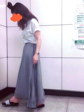 MARIKO.Iさんの(adidas|アディダス)を使ったコーディネート