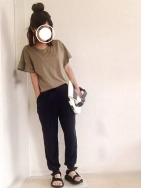 Ayako  さんの(E hyphen world gallery イーハイフンワールドギャラリー)を使ったコーディネート