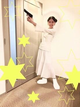 Chisato さんの(GU)を使ったコーディネート
