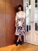 risa shimadaさんの「DREAM BEAR(G.V.G.V.|ジーヴィジーヴィ)」を使ったコーディネート