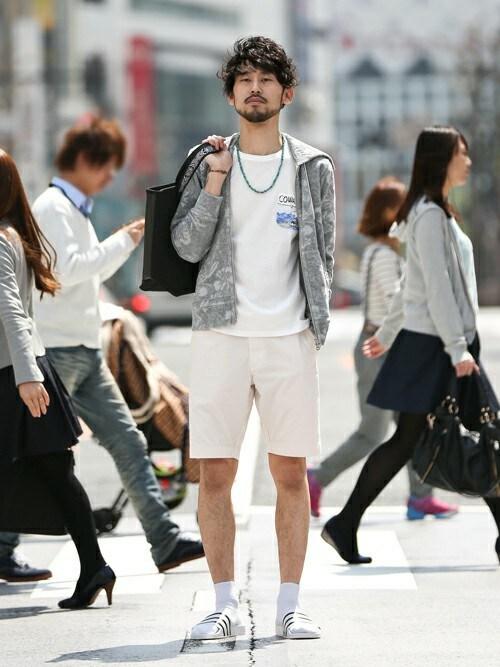 これが今イケてる男たちのファッションだ!