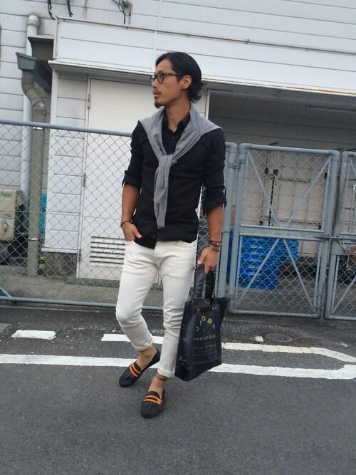 【年齢別】夏のメンズ用靴の人気ブランド・コーデ|きれいめ