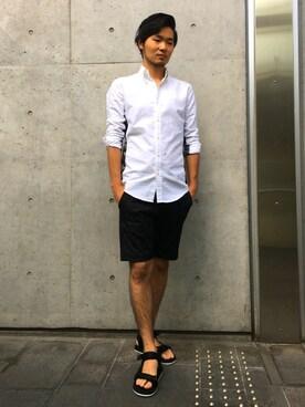 junhashimoto omotesando|AkihikoItoさんのコーディネート