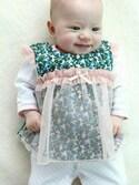 Wonder apartmentさんの「Dress Vest ハンナ(日本製)(LaLaDress|ララドレス)」を使ったコーディネート