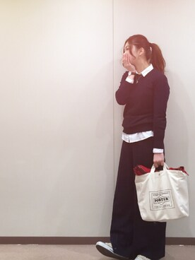 megumi♡ᵕ̈*さんの「LUNAR COIN EARRINGS(Marc by Marc Jacobs)」を使ったコーディネート