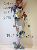 aiiiriiiiさんの「NOZOMI ISHIGURO Haute Couture WHITE Soft Stuffed(NOZOMI ISHIGURO|ノゾミイシグロ)」を使ったコーディネート