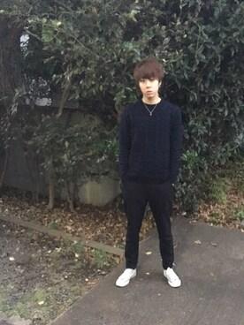 帯金遼太さんの(URBAN RESEARCH ID|アーバンリサーチ アイディー)を使ったコーディネート
