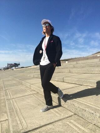 ユナイテッドアローズ 原宿本店 メンズ館|takeo yoshidaさんの(The Stylist Japan|ザスタイリストジャパン)を使ったコーディネート