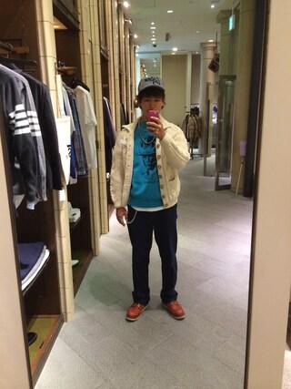 ユナイテッドアローズ 原宿本店 メンズ館|takeo yoshidaさんの「Red Wing 6-Inch Moc Boots(Red Wing Shoes|レッドウィング)」を使ったコーディネート