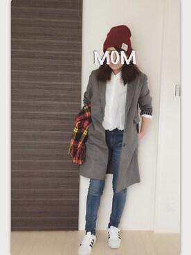 MAONOさんの「SS 2 K(adidas|アディダス)」を使ったコーディネート