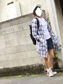 「Converse Chuck Taylor® All Star® 'Seasonal Hi' Sneaker (Women)(Converse)」 using this (((haru))) looks