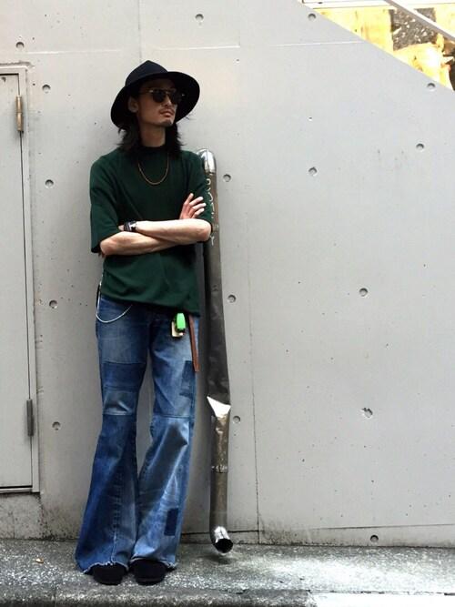 type別【ジーパンコーデ】2016年おしゃれメンズの定番style~トレンドstyle