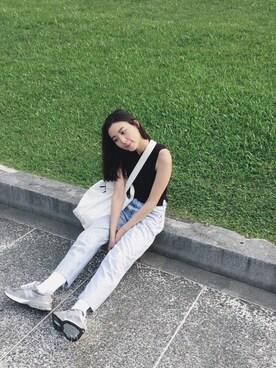 Gemma Tsaiさんの(BEAUTY&YOUTH UNITED ARROWS|ビューティアンドユースユナイテッドアローズ)を使ったコーディネート