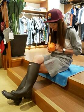 BEAVER渋谷店|Yamadaさんの(POLeR OUTDOOR STUFF|ビーバー)を使ったコーディネート