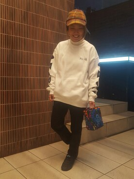BEAVER渋谷店|Yamadaさんの(POLeR OUTDOOR STUFF|ポーラーアウトドアスタッフ)を使ったコーディネート