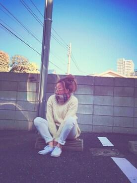 yumieさんの(GYDA|ジェイダ)を使ったコーディネート