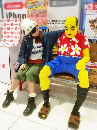 Casselini shop|takamiさんの(ME AND HER)を使ったコーディネート