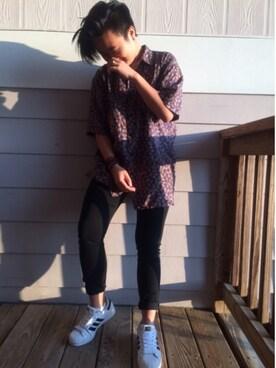 (adidas) using this Cindy Li looks
