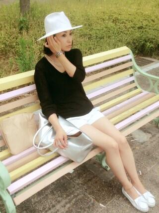 Hitomiさんの(Minnetonka|ミネトンカ)を使ったコーディネート