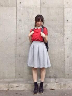 pinokoさんの(Givenchy|ジバンシイ ジバンシー)を使ったコーディネート