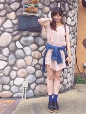 naoさんのショルダーバッグ「Alexander Wang shoulder bag」を使ったコーディネート
