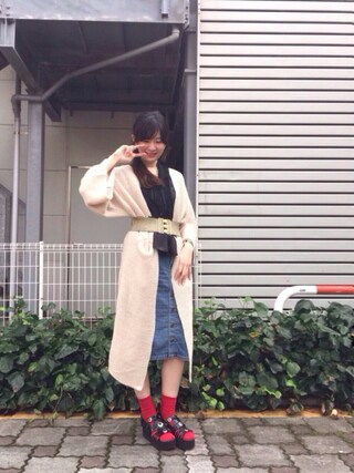 「Toga Pulla Wedge Sandals(Toga Pulla)」 using this pinoko looks