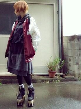(YRU) using this 海月 あをい looks