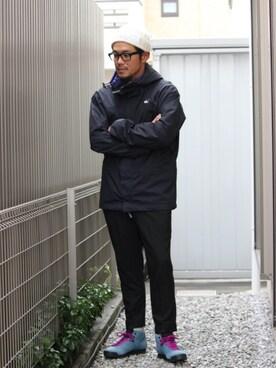 けんじ│NIKEのスニーカーコーディネート