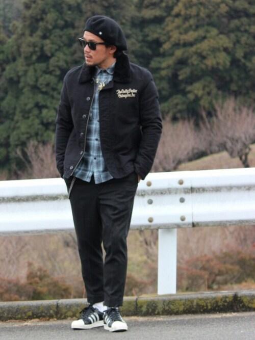 【2016新作登場】N-1デッキジャケット|鉄板人気おすすめブランド~カジュアルに着倒す着こなし10選