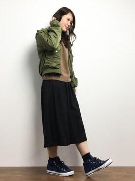 ZOZOTOWN natsumi imaiさんの(BEAMS LIGHTS Women's ビームスライツ ウィメンズ)を使ったコーディネート