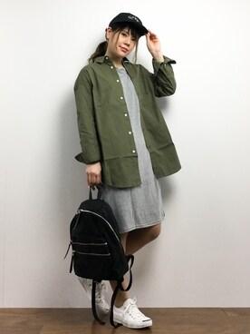 ZOZOTOWN|natsumiさんの(SAZABY|サザビー)を使ったコーディネート