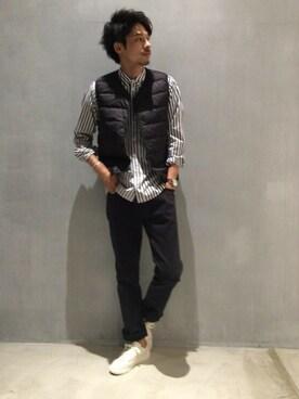 LE JUNイオンモール岡崎店|Kazukiさんの(LE JUN|ル ジュン)を使ったコーディネート