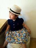 「Ralph Lauren Little Girls' Batiste Floral Skirt(Ralph Lauren)」 using this Junono looks