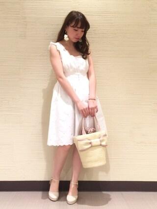 Honey Salon by foppish|IZUMIさんの(Honey Salon by foppish|ハニーサロンバイフォピッシュ)を使ったコーディネート