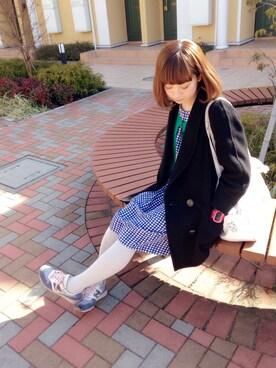靴下屋 代官山店|YURIKOさんの(大江戸温泉物語)を使ったコーディネート