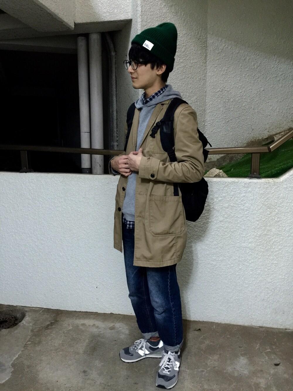 おっさん共よ、これが若者の最新ファッションだ!!m9(`・ω・´)