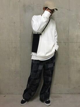 Lui's 船橋店 Lui'sTOKYO-BAYさんの(ITADAKI イタダキ)を使ったコーディネート