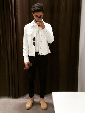 (UNIQLO) using this Shaan looks
