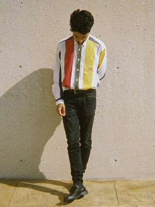 (TOMMY HILFIGER) using this Shaan looks