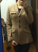「Polo Ralph Lauren Tweed Riding Jacket(Polo Ralph Lauren)」 using this アリア looks