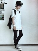 「NIXON Backpacks & Fanny packs(Nixon)」 using this RYOTA looks