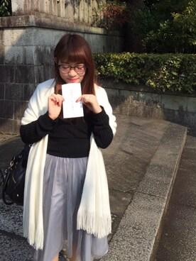 machirudaさんの(ONE WAY|ワンウェイ)を使ったコーディネート